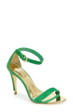 Ted Baker London 'Juliennas' Leather Sandal (Women) available at #Nordstrom