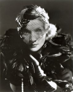 The impossibly glamorous Marlene Dietrich
