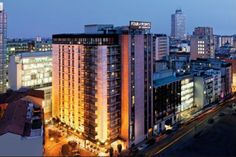 Hotel Four Points. Milán
