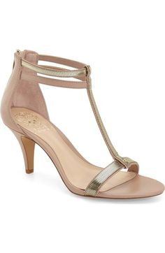 Vince Camuto 'Makoto' T-Strap Sandal (Women) available at #Nordstrom