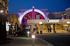 Alpharetta Welcomes Avalon: There are 75 retailers spanning 570,000 square feet, plus a 12-screen Regal movie theater and 48,000 square-foot Whole Foods.
