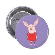 Olivia Standing. Regalos, Gifts. #chapa #button