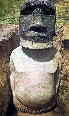 Bytes: Easter Island and Its Statues, Part 1