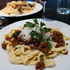 Tagliatelle al ragu / Spaghetti Bolognese