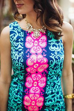Could there be anything better than @Lilly Pulitzer ?!?