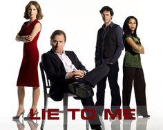 lie to me   Lie To Me é uma série televisiva americana que estreou na FOX em 21 ...