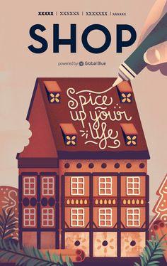 Shop Magazine - Owen Davey Illustration