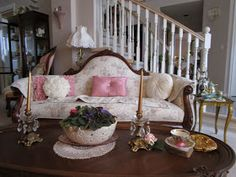 Karen's Cottage and Castle: More Love Story for Tea Time