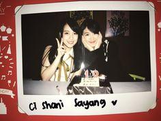 Shani with Anin