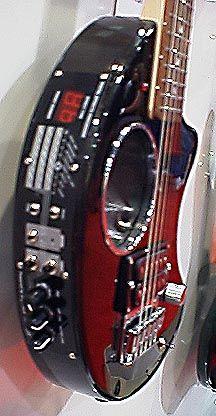 Built In Amp Speaker Guitars Travelguitar Guitar Guitar Building Cool Guitar