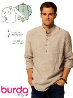 Man boss Source by Denim Shirt Men, Men's Denim, Denim Style, Style Men, Mens Linen Shirts, Patterned Button Up Shirts, Mens Shirt Pattern, Mens Sewing Patterns, Mens Kurta Designs