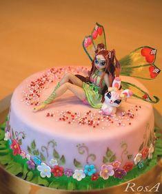 Torta Winx 58