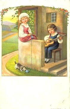 Pauli Ebner (1873-1949) — Old Post Cards (510x799)