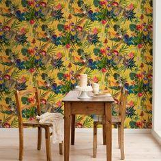 Summer Tropics Wallpaper