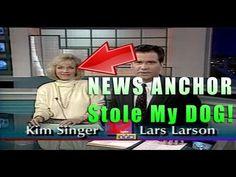 A Celebrity 90s News Anchor Stole My DOG!!!