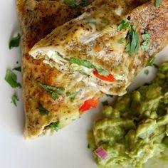Paleo Breakfast Burritos (Low-Carb) - Paleo Grubs