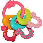 "Bright Starts License to Drool Keys - Pink -  Bright Starts - Toys""R""Us"
