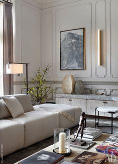 Luxury Interior Design Group  C B Trim Detail Paint Contemporary Living Rooms Luxury Living Rooms Modern Contemporary Living Room