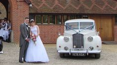 This 1963 luxury coachbuilt limousine is finished in light Ivory with a Blue leather interior and a polished burr walnut interior trim. The carhas recently spent a lot of its time in a museum as part of a private collection. With the use of the occasional seats the car can comfortably seatsix passengers, so is ideal for Bridesmaids, the Groom's party or indeed the Bride herself. The Princess limousine also features contra opening doors to provide easy access and there is ample room…