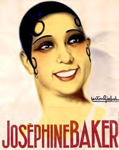 """josephine baker"" parisienne - Google Search"