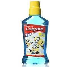 Best Mouthwash For Kids - Oral Health Care For Toddlers - PlayGround Dad Bubble Fruit, Bubble Gum Flavor, Oral Health, Health Care, Best Mouthwash, Toddler Playground, Toddlers, Kids, Products