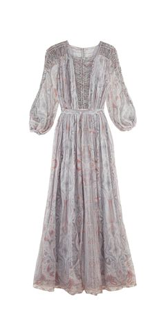 Zimmermann Arcadia Braid Sashay Dress