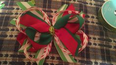 $8 over the top christmas bow!