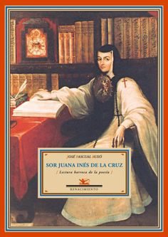 A book written about Sor Juan Inés de la Cruz literature