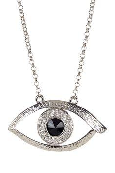 Evil Eye Necklaceme encanta! #EvilEye #Charms #FastFix