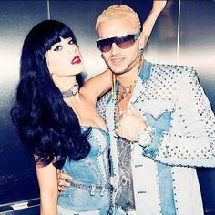 Katy Perry & Riff Raff