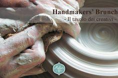 """Al via il secondo appuntamendo con """"Handmakers' Brunch - Il tavolo dei creativi"""". Buon divertimento a tutti quanti!!  #Atelier10Team #HandmakersBrunch #IlTavoloDeiCretivi"""