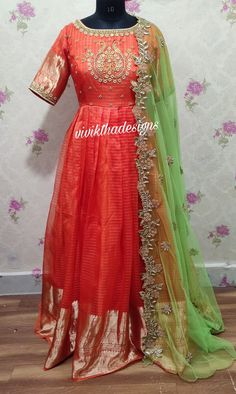 Gown Dress Party Wear, Party Wear Indian Dresses, Long Gown Dress, Indian Gowns Dresses, Kurta Designs, Half Saree Designs, Fancy Blouse Designs, Simple Gown Design, Long Dress Design