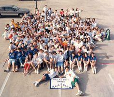 Dallas BBYO Sectional 1990 Jewish History, Dallas, Dolores Park