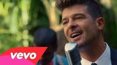 robin thicke nicki minaj - YouTube