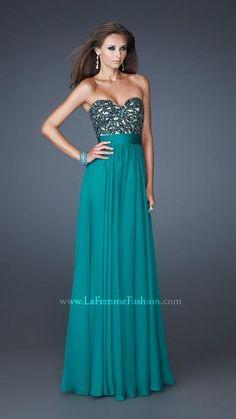 La Femme 18581 | La Femme Fashion 2013 - La Femme Prom Dresses - Dancing with the Stars