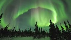 canadian aurora borealis - Google Search