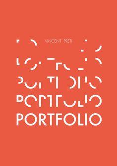 Version française du portfolio de Vincent Preti incluant les principaux projets d'architecture réalisés à l'ENSAV (école d'architecture de Versailles)