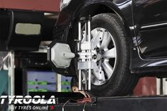 Are you wondering how often should a car alignment be done? Schedule a wheel alignment service at Dependable Car Care to help save your tires. Wheel Alignment Service, Tire Alignment, Front End Alignment, Commercial Van, Commercial Vehicle, Wheels And Tires, Car Wheels, Maintenance Automobile, Auto Maintenance
