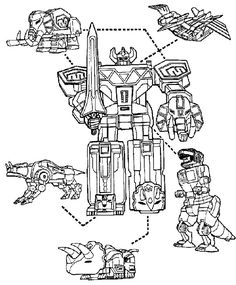 power rangers coloring pages 17  my hd coloring pages