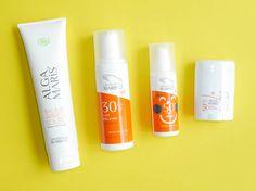 Algamaris Sunscreen Products