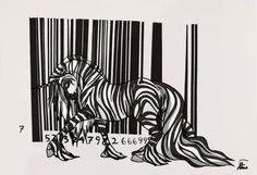 Zebra Code by Almairis