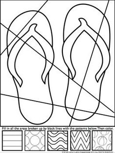 POP ART INTERACTIVE COLORING SHEET: FREEBIE FOR SPRING/SUMMER