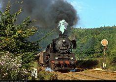 RailPictures.Net Photo: 50 3670 Deutsche Reichsbahn Steam 2-10-0 at Hartenstein, Germany by J Neu, Berlin