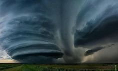When 2 Tornados Tussle, Oklahoma<-- shaped a little odd All Nature, Science And Nature, Amazing Nature, Weather Cloud, Wild Weather, Texas Weather, Tornados, Thunderstorms, Beautiful Sky
