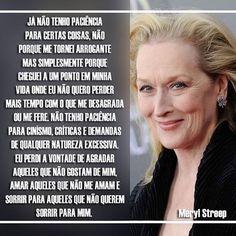Frases e citações | Meryl Streep