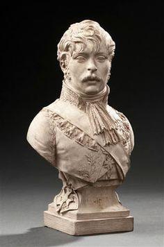Joseph Chinard - Buste dr Eugene de Beauharnais