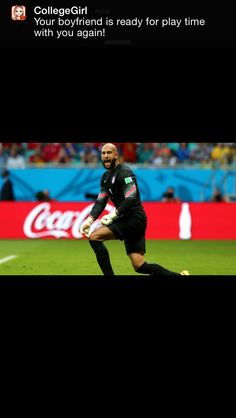 Amazing save by: Tim Howard!!!!