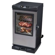 Masterbuilt 30-inch Outdoor Electric Smoker with Door Window Listing in the BBQ,Garden, Yard & Plants,Home & Garden Category on eBid United States | 149217914