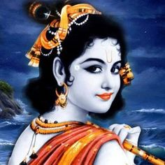 """Shri Krishna said: """"And of all yogis, the one with great faith who always abides in Me, thinks of Me within himself and renders transcendental loving service to Me–he is the most intimately united with Me in yoga and is the highest of all. That is My opinion.""""~Bhagavad Gita as it is 6.47"""