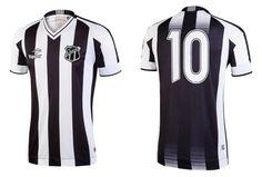 Camisas do Ceará 2016-2017 Topper Titular